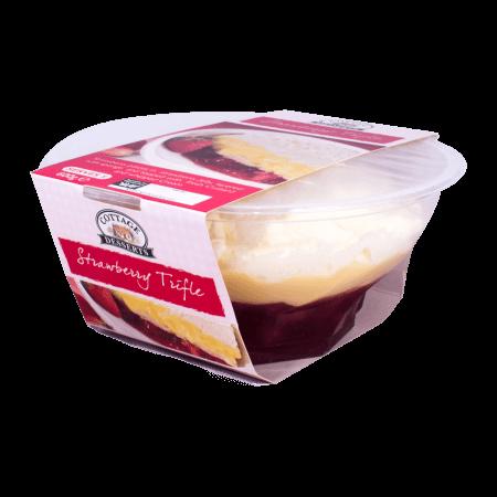 Strawberry Trifle 600g