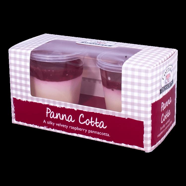 Panna Cotta 60g Twin Pack