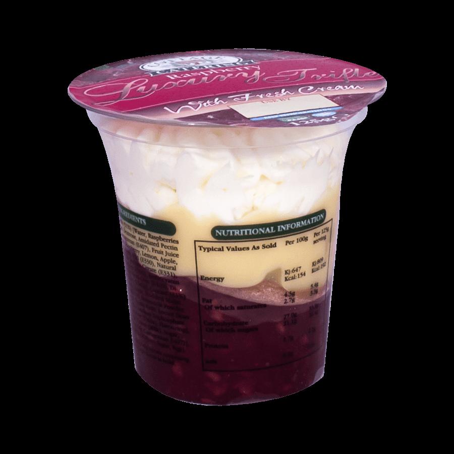 Fruit Trifle 125g