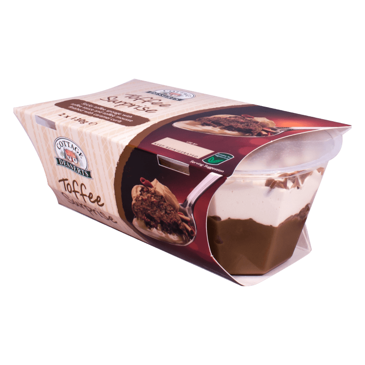 Toffee Surprise 130g Twin Pack