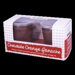 Chocolate Ganache 60g Twin Pack